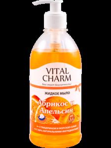 vitalcharm-zhidkoe-mylo-abrikos-apelsin