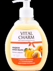 vitalcharm-zhidkoe-krem-mylo-moloko-abrikos