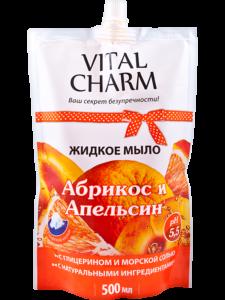 vitalcharm-zhidkoe-mylo-abrikos-apelsin-500-dou