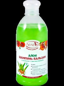 leleka-shampoo-balsam-aloe